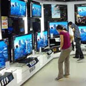 Магазины электроники Рудни
