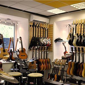 Музыкальные магазины Рудни