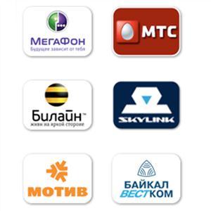 Операторы сотовой связи Рудни