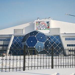 Спортивные комплексы Рудни