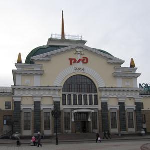 Железнодорожные вокзалы Рудни